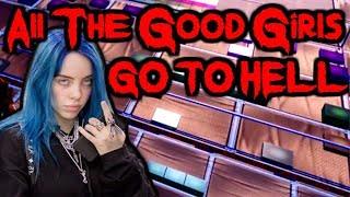 Billie Eilish - all the good girls go to hell (Fortnite Music Blocks)