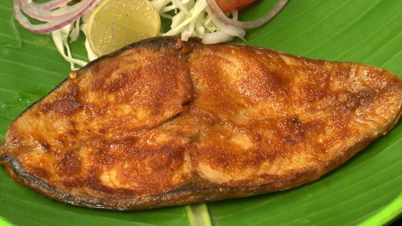 how to prepare fish fry at home