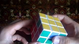 Как собрать кубик Рубика? Видеоурок №9