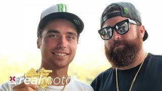 Axell Hodges and Ash Hodges win Real Moto 2018 gold | World of X Games