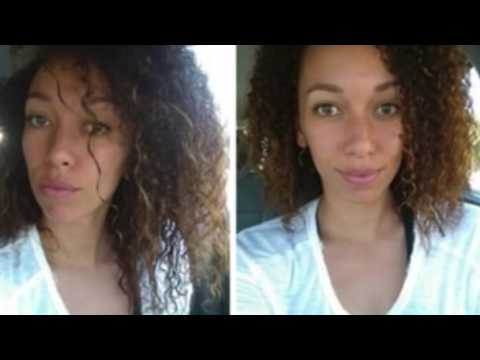 Devacurl Before And After African American