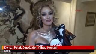 Petek Dinçöz 2018 Yılbaşı Konseri (Pamukkale)