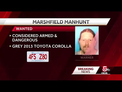 Marshfield murder suspect sought