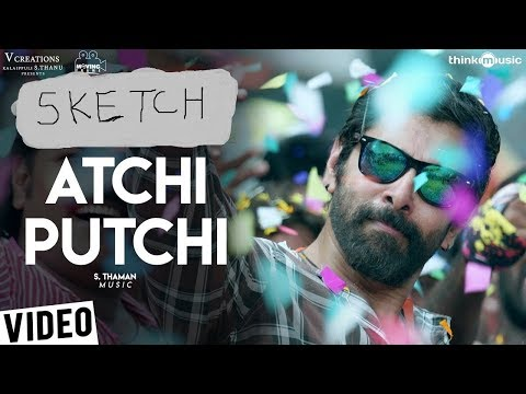 Atchi Putchi HD Full Video Song , Sketch...
