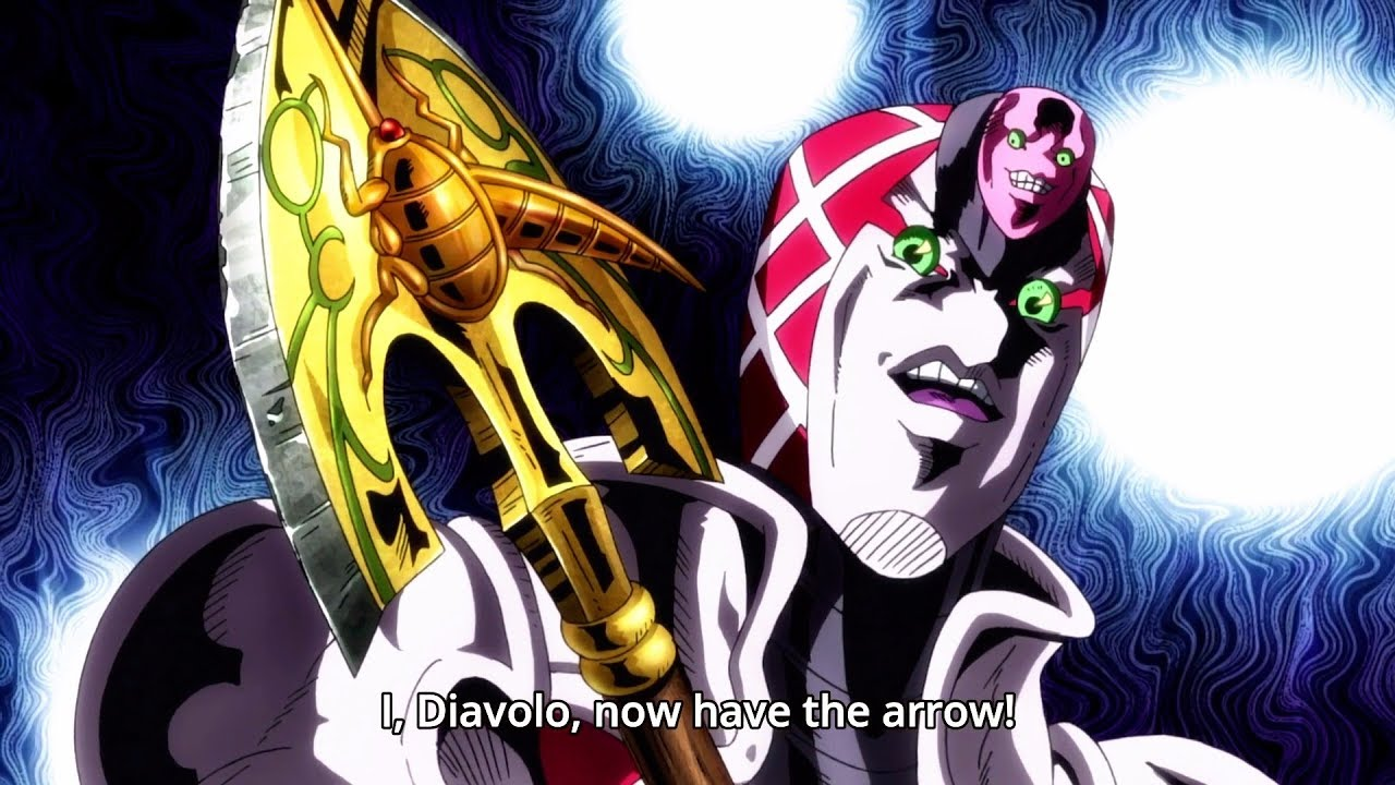Get The Arrow Part 2 Youtube Second, let's just say we let giorno stick the arrow before we. get the arrow part 2