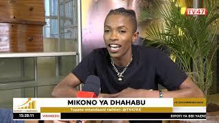 Gambar cover UIingo Wa Biashara; Making a difference through makeup (Dennis Karuri)