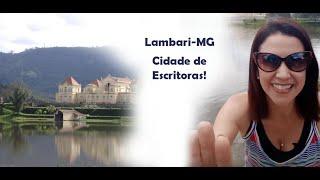 LAMBARI - cidade de escritoras