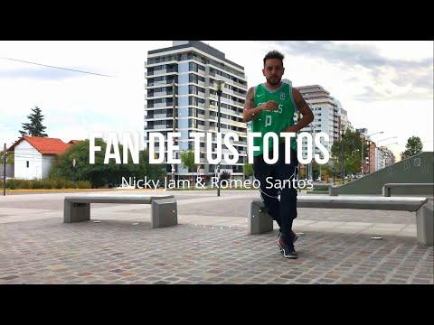 Fan de Tus Fotos – Nicky Jam x Romeo Santos | COREOGRAFIA | CRISTIAN MORALES