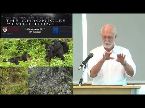 10-on-10: The Chronicle of Evolution - Roland Fletcher