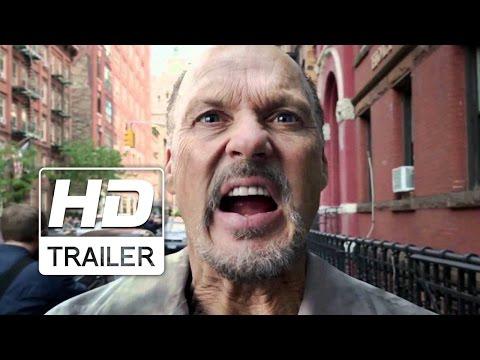 Birdman | Trailer Oficial Legendado HD | 2014