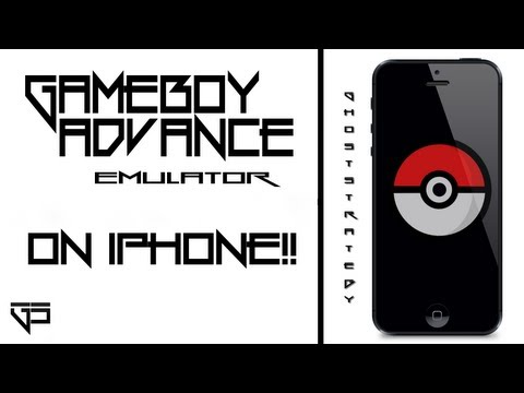 How to Download GBA Emulator on iPhone // No Jailbreak!