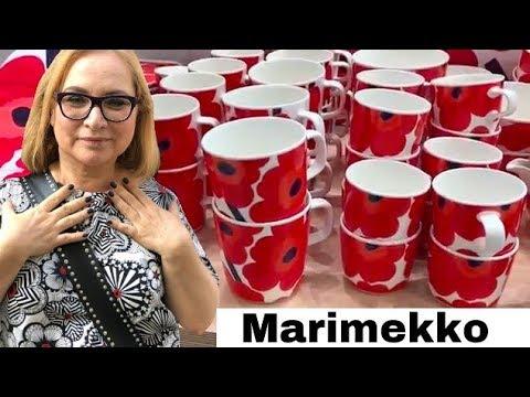 Финский стиль Marimekko - Маримекко - что это? Мода?