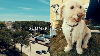 NYC Fun Weekend Summer Vlog: Room Decor Updates, OOTD, Family BBQ