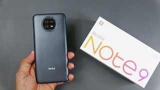 Xiaomi Redmi Note 9 5G unboxing, camera, antutu, gaming test