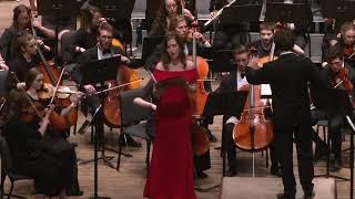 Alto Rhapsody by Johannes Brahms, Op. 53