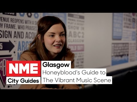 Honeyblood's Guide To Glasgow's Vibrant Music Scene