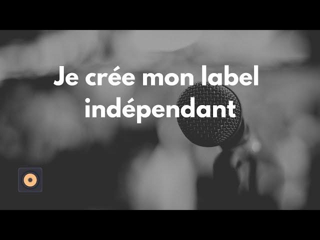 😃Je crée mon Label indépendant ‼ [Mixage en Home Studio]