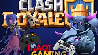 the best strategy of my strategy (pica) Clash Royale