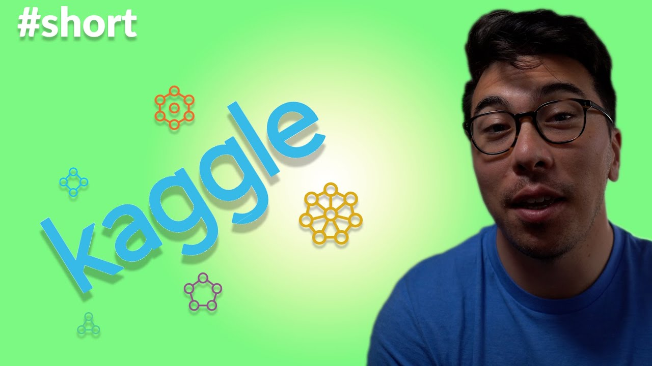 Why Kaggle Should Be Your Favorite Data Science Resource #shorts