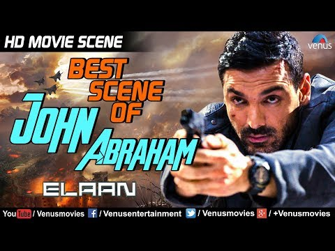 John Abraham Best Action Scene | Hindi Movies | Elaan | Bollywood Movie Scenes | John Abraham Movies