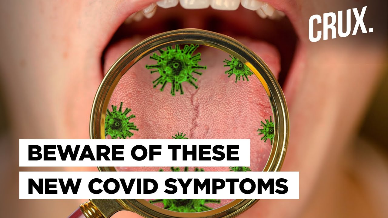 COVID-19 New Symptoms: Dry Mouth To Pink Eye, New Symptoms Emerge With Fresh Strains Of Virus