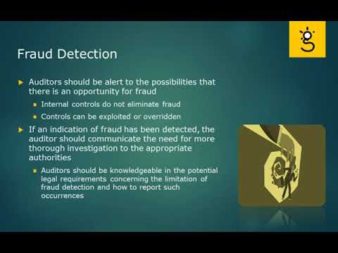 19. Fraud Detection