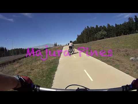 Canberra MTB Holiday 2017