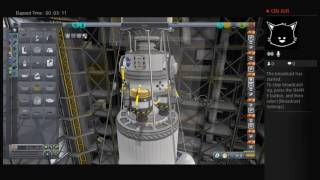 Building The Ultimate Mun Rocket Ksp Career Playthrough 34 From
