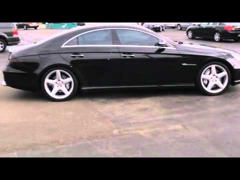 2006 Mercedes-Benz CLS-Class CLS55 AMG - YouTube