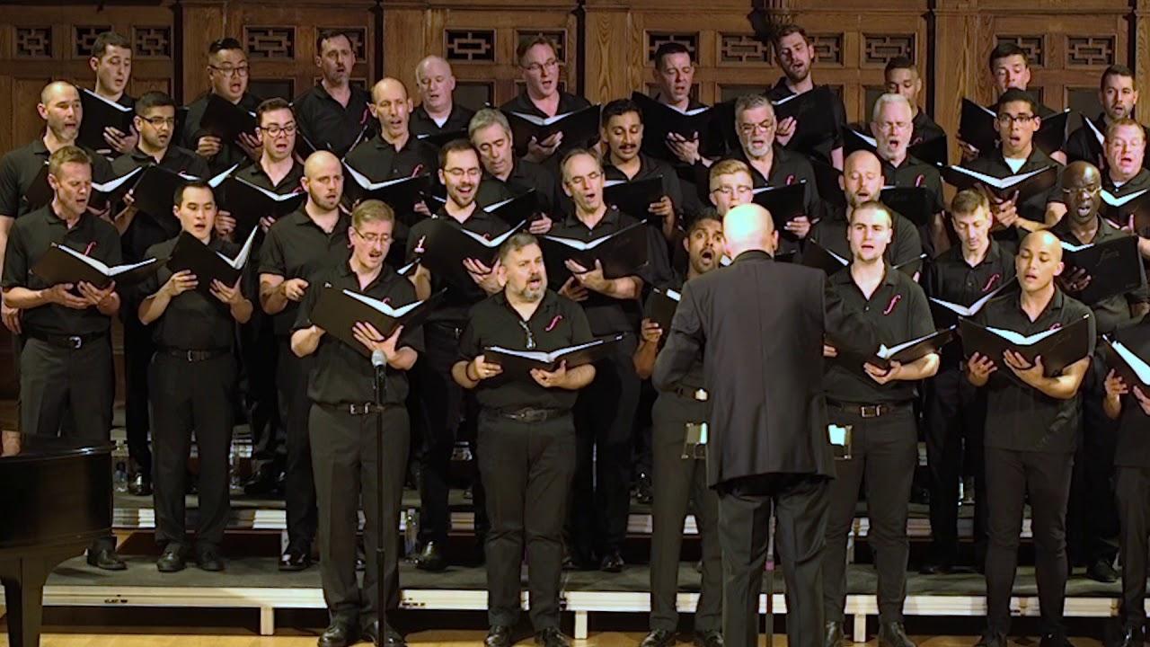 Download Come Healing - Leonard Cohen - Forte Toronto Gay Men's Chorus