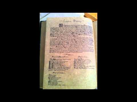How I Create a Page in My Book of Shadows