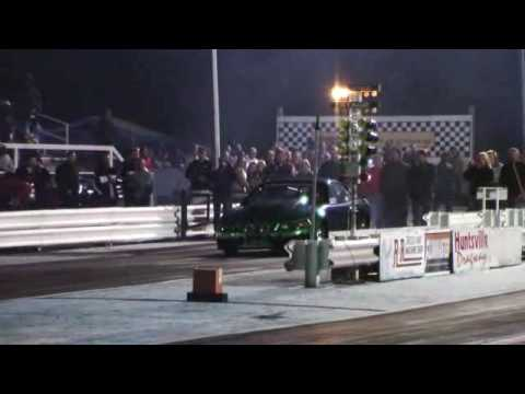 Tim Lynch's 1/8th mile long wheelstand