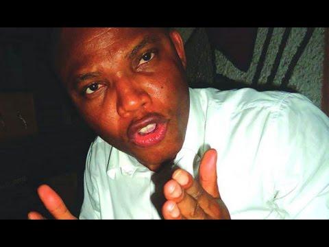 #NnamdiKanu reveals to a caller Why Britain, Buhari & DSS want to Tag #Biafrans Terrorist