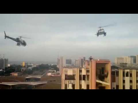 Operation cops Brazil