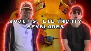 Joji vs. Lil Yachty in a BEYBLADE DEATHMATCH 🌀🌀🌀