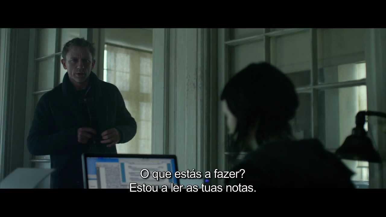 MILLENNIUM 1 - OS HOMENS QUE ODEIAM AS MULHERES - Trailer Oficial Português
