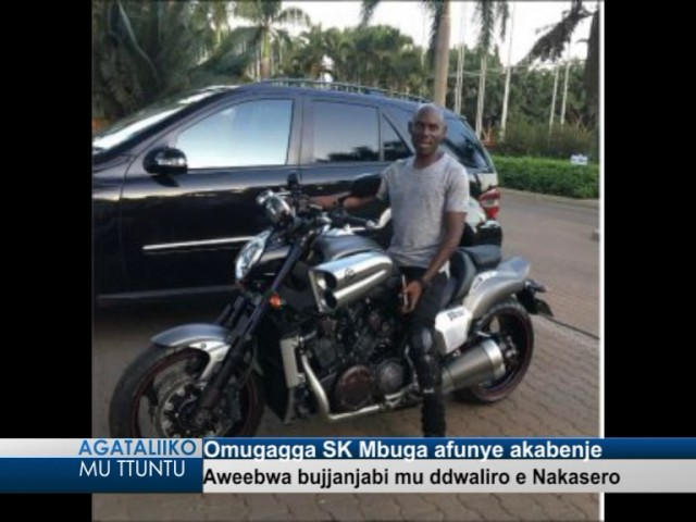 Omugagga SK Mbuga afunye akabenje
