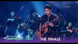 Alejandro Aranda Performs With FULL Orchestra Band For The First Time Ever! American Idol ...