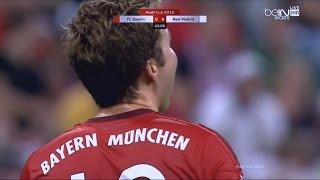 Mario Götze vs Real Madrid (Audi Cup) 15-16 HD