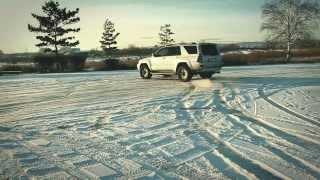 Анонс Обзора Toyota Hilux Surf 215 2003г.В.