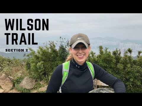 Hong Kong Hiking - Wilson Trail 2 - Quarry Bay Jogging Trail (Hong Kong) | Magda T