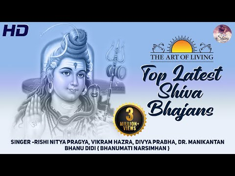 Top Latest Shiva Bhajans - Shivoham- Om Namah Shivaya - Shiv Art of living Bhajans ( Full Song )