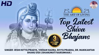 Top Latest Shiva Bhajan - Shivoham  - Om Namah Shivaya - Shiv Art of living Bhajans ( Full Song )