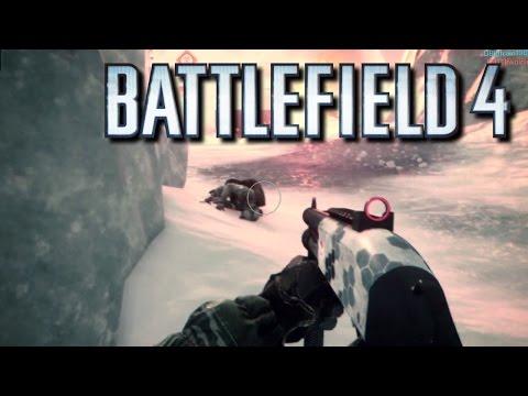 Battlefield 4 (ACE 53 SV) Akcja Snajpera