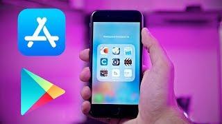 ТОП 10 ЛУЧШИХ ПРИЛОЖЕНИЙ ДЛЯ МОНТАЖА И СЪЕМКИ ВИДЕО // Для смартфонов iPhone и Android