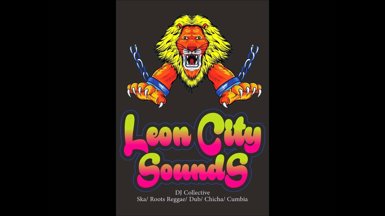 Leon City Sounds Mix 1 All Vinyl Roots Reggae Dub
