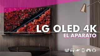 LG OLED 65C9 | Unboxing y primera configuración de un televisor con inteligencia artificial.