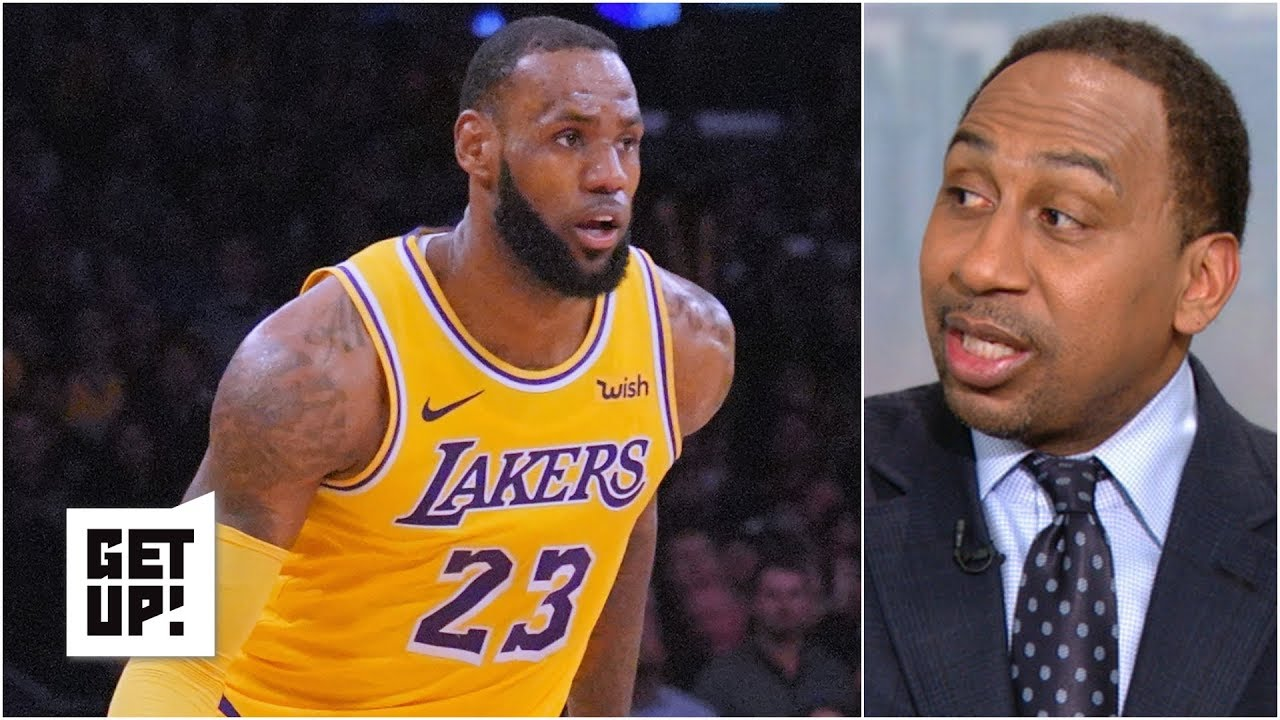 'Lakers will beat any team' besides Warriors in the West - Stephen A. | Get Up!
