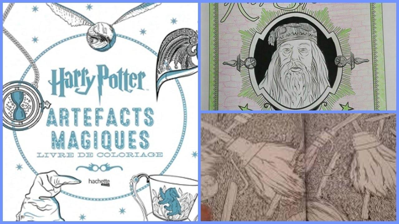 Harry Potter Artefacts Magiques [n°4]