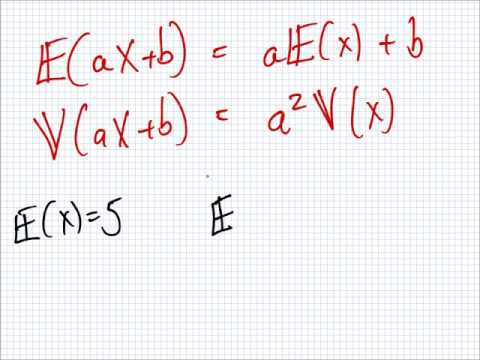 Maths for Business | Lesson | Probability Distributions | Further Expectation and Variance | NCUK